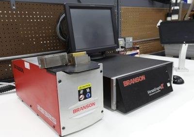 Branson Ultrasonic Splicer