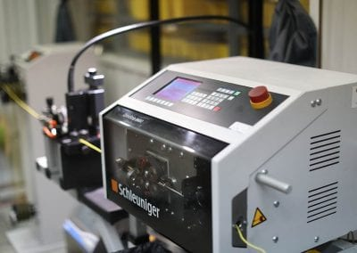 Ink Jet Wire Printing
