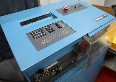 Hot Stamp Wire Printing